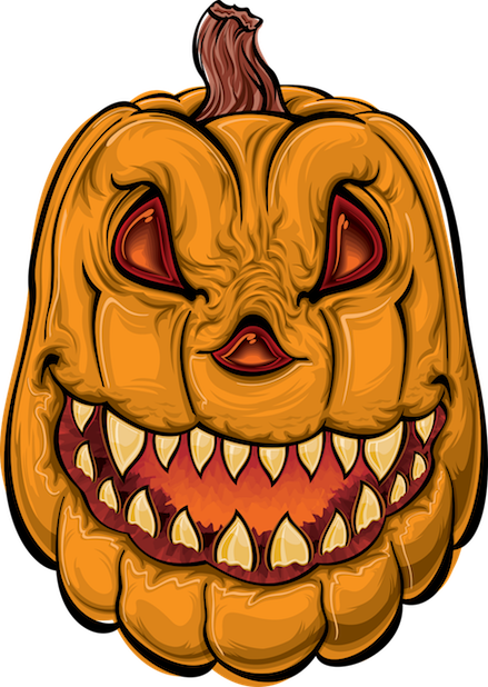 Halloween Animated stickers for iMessage messages sticker-0
