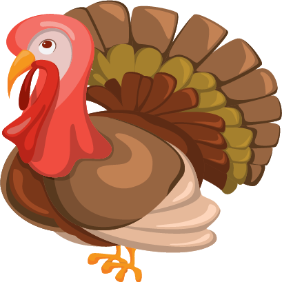 Thanksgiving Stickers Deluxe messages sticker-4