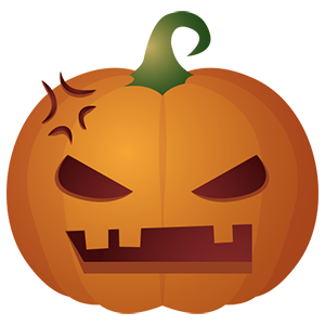 Halloween Emojis • Scary Sticker Pack for iMessage messages sticker-4