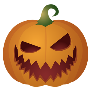 Halloween Emojis • Scary Sticker Pack for iMessage messages sticker-9