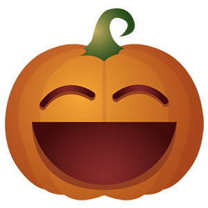 Halloween Emojis • Scary Sticker Pack for iMessage messages sticker-8