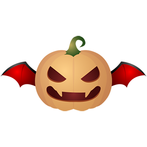 Halloween Emojis • Scary Sticker Pack for iMessage messages sticker-5