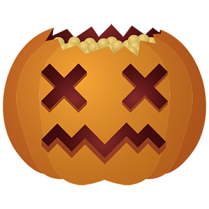 Halloween Emojis • Scary Sticker Pack for iMessage messages sticker-10