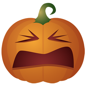 Halloween Emojis • Scary Sticker Pack for iMessage messages sticker-7