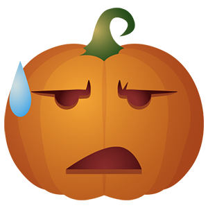 Halloween Emojis • Scary Sticker Pack for iMessage messages sticker-6