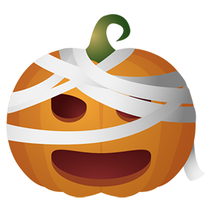 Halloween Emojis • Scary Sticker Pack for iMessage messages sticker-11