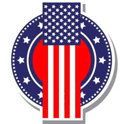 iVote US Election messages sticker-6