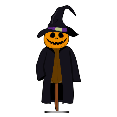 Halloween Scary Stickers messages sticker-8