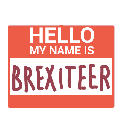 Brexitisu - Brexit Stickers messages sticker-8