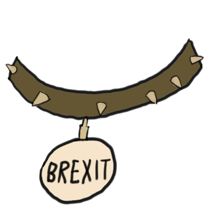 Brexitisu - Brexit Stickers messages sticker-9