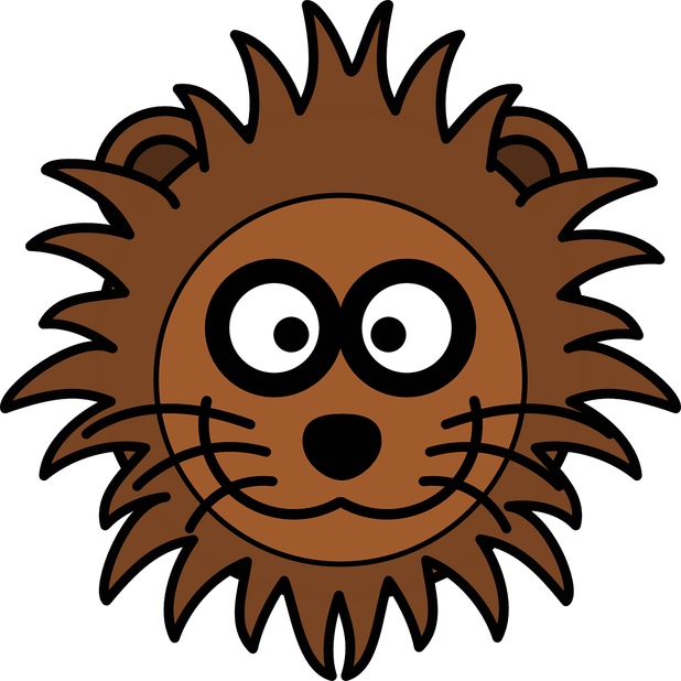 Lion Sticker Pack messages sticker-8