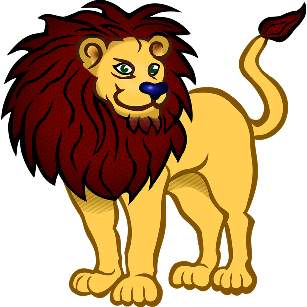 Lion Sticker Pack messages sticker-9