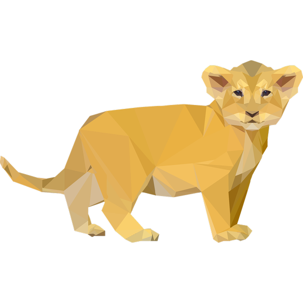 Lion Sticker Pack messages sticker-5