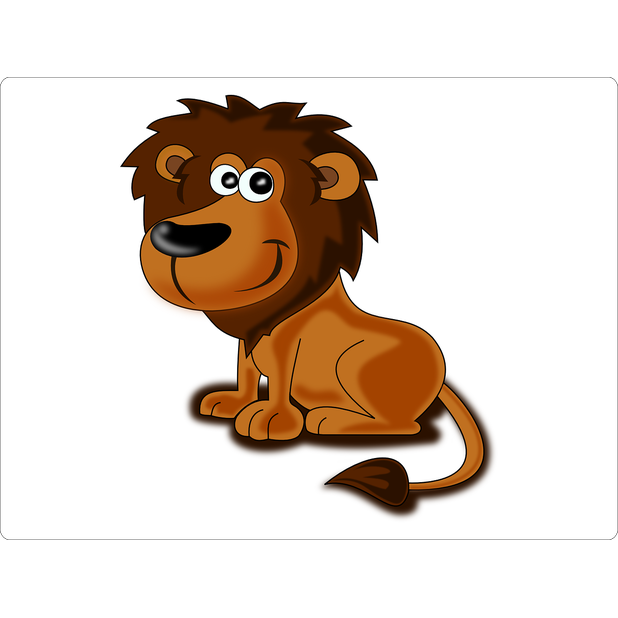 Lion Sticker Pack messages sticker-7