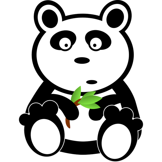 Pandas! messages sticker-1