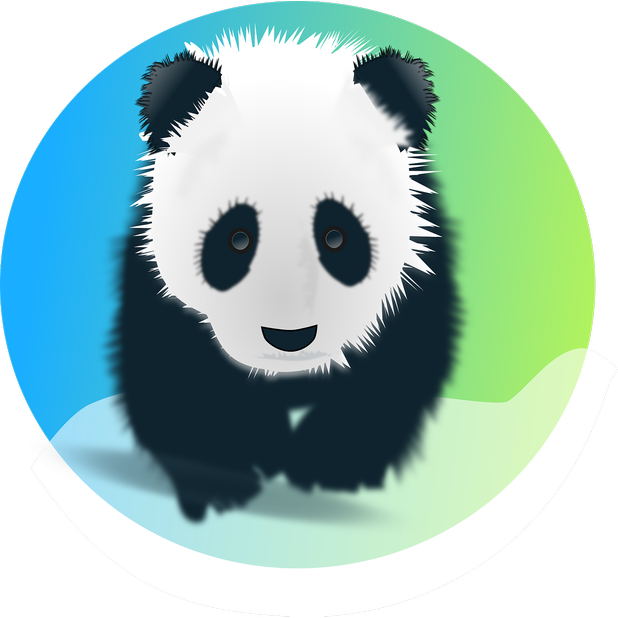 Pandas! messages sticker-8