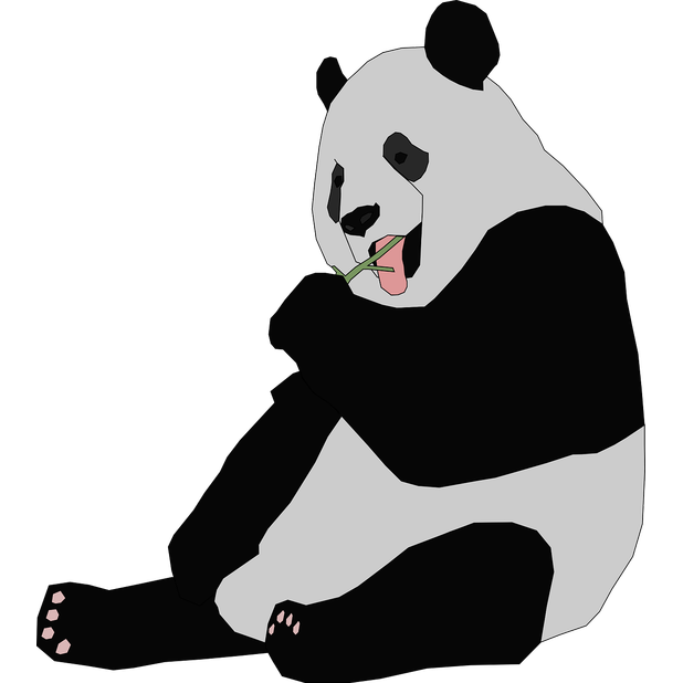 Pandas! messages sticker-4
