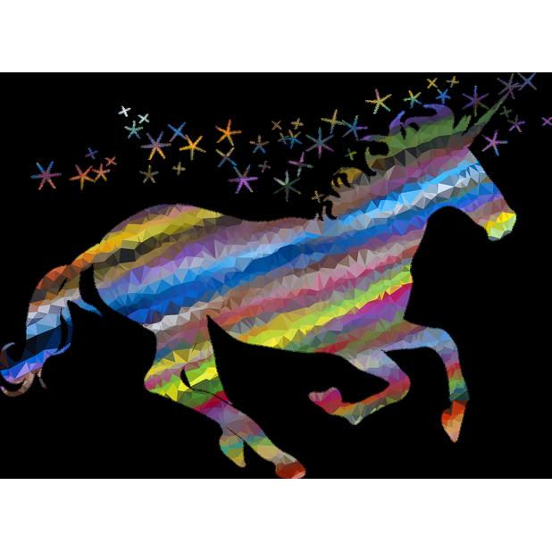 Unicorn Stickers! messages sticker-0