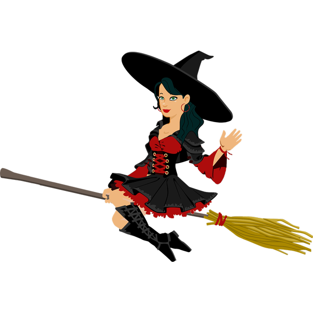Witch Stickers messages sticker-5