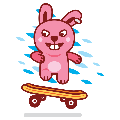 Swagger Bunny messages sticker-4