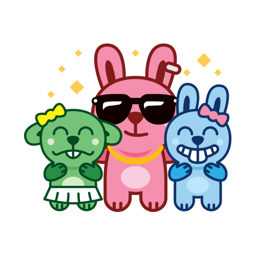 Swagger Bunny messages sticker-8