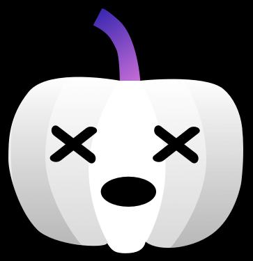 Pumpkins Trick-o-Treat messages sticker-5