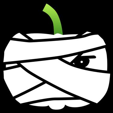 Pumpkins Trick-o-Treat messages sticker-7
