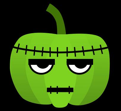 Pumpkins Trick-o-Treat messages sticker-9