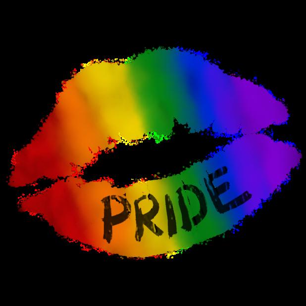 LGBT Pride Pack messages sticker-8