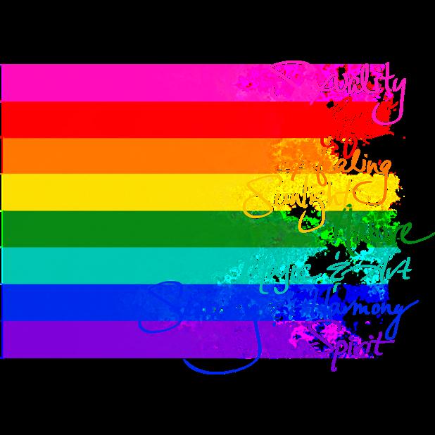LGBT Pride Pack messages sticker-4
