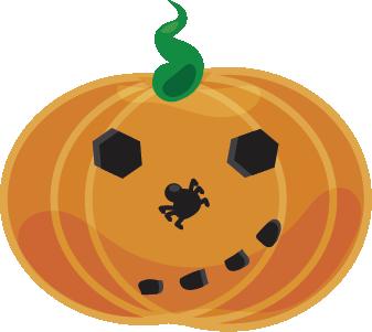 Halloween - Pumpkins messages sticker-4