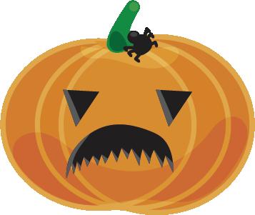 Halloween - Pumpkins messages sticker-11
