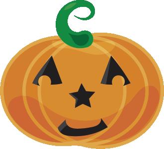 Halloween - Pumpkins messages sticker-2
