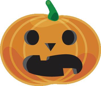 Halloween - Pumpkins messages sticker-5
