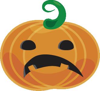Halloween - Pumpkins messages sticker-10