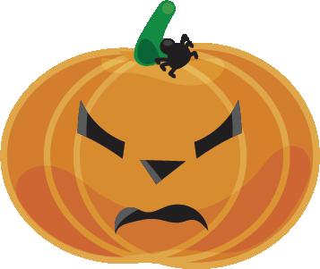 Halloween - Pumpkins messages sticker-7