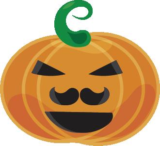 Halloween - Pumpkins messages sticker-8