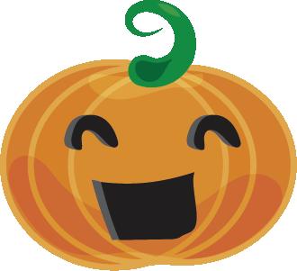 Halloween - Pumpkins messages sticker-0