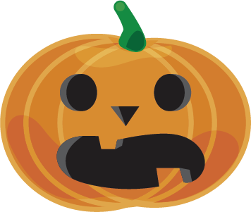 Halloween - Pumpkins messages sticker-5