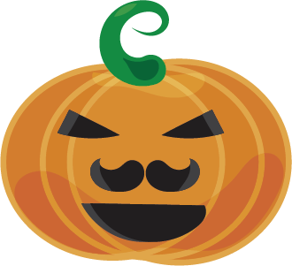 Halloween - Pumpkins messages sticker-8