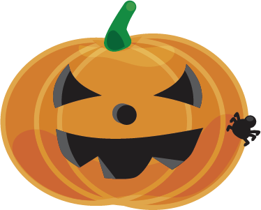 Halloween - Pumpkins messages sticker-9