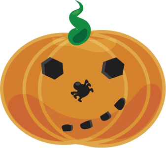 Halloween - Pumpkins messages sticker-4