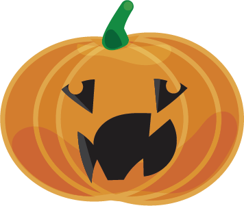 Halloween - Pumpkins messages sticker-3