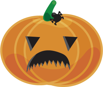 Halloween - Pumpkins messages sticker-11