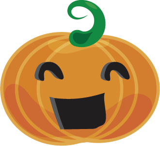 Halloween - Pumpkins messages sticker-0