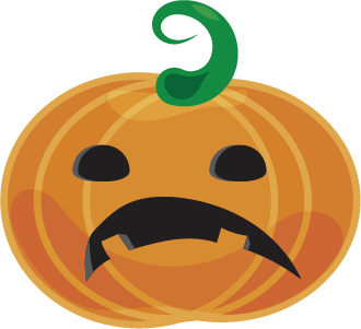 Halloween - Pumpkins messages sticker-10