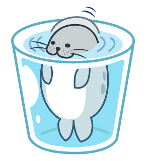 Daisy The Little Seal messages sticker-4