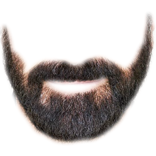 BeardMe: Beard & Mustache Stickers messages sticker-4