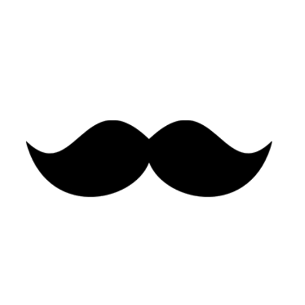 BeardMe: Beard & Mustache Stickers messages sticker-11