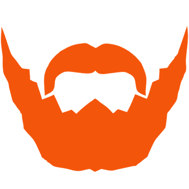 BeardMe: Beard & Mustache Stickers messages sticker-8